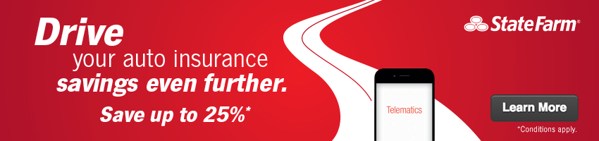 Drive your auto insurance saving even further. Save up to 25%.