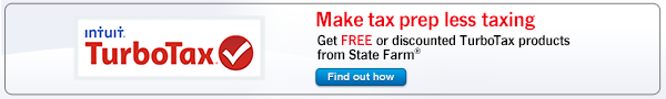 Intuit Turbotax. Make tax prep less taxing. Get Free or discounted TurboTax products from state farm ® . Find out how.