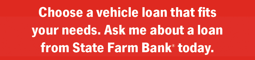 Choose a vehicle loan that fits your needs.