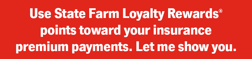 Use SF Loyalty Reward points toward your insurance
