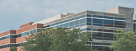 View of State Farm Corporate South building