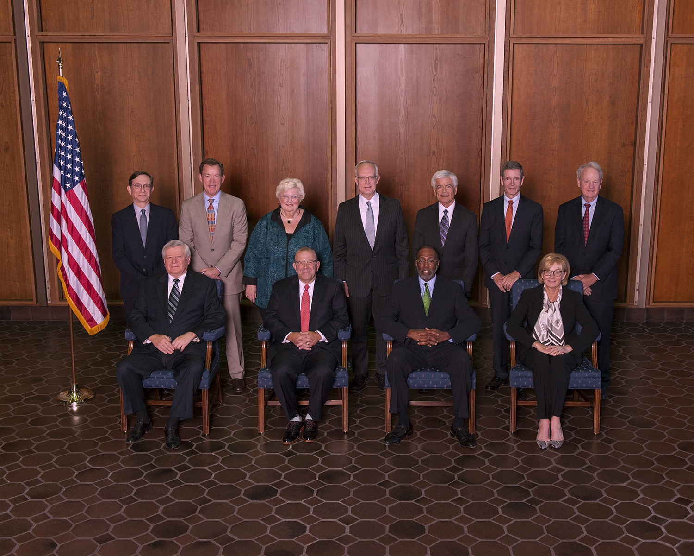 Board of directors 2016 photo