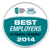 This is the Best Employers 2012 Award logo