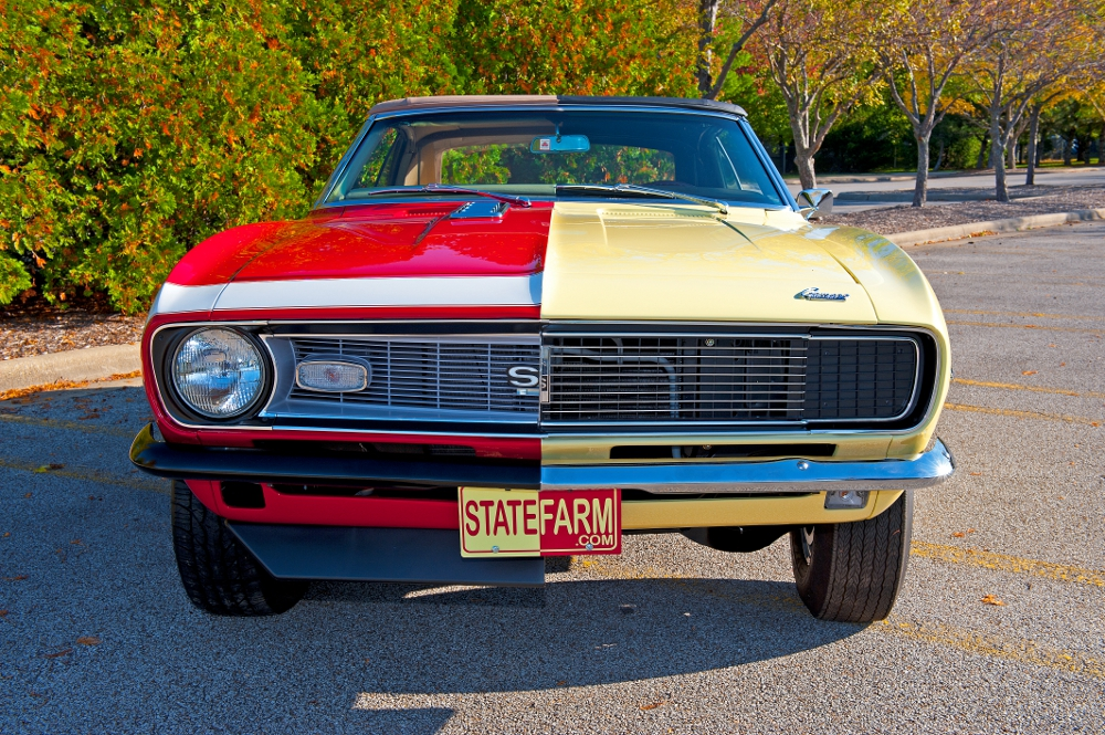 Collector Car: Our Split Camaro – State Farm®