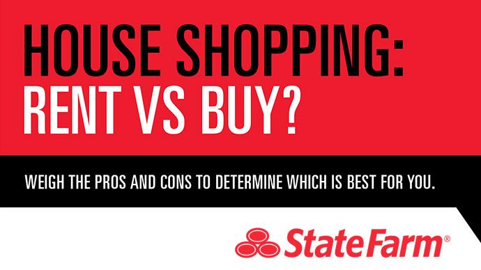House Shopping: Rent vs Buy?
