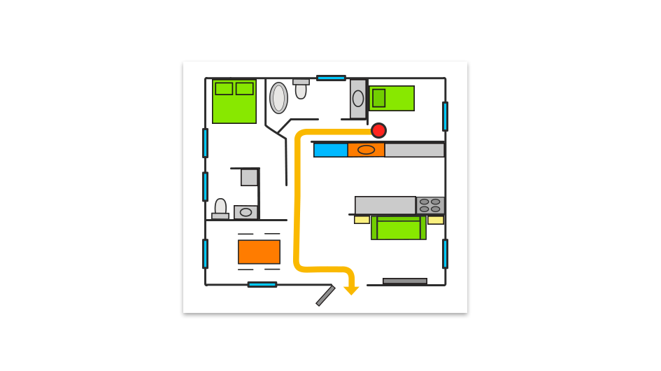 Create a Fire Evacuation Plan Today!