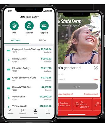 Mobile Banking State Farm Bank