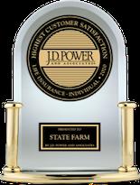 JD Power award for life insurance