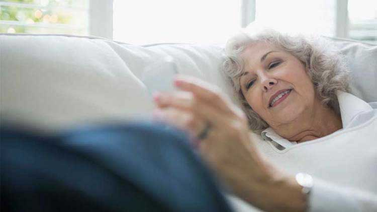 Mobile health monitoring and telemedicine aiding seniors