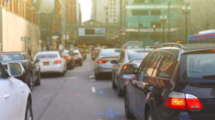 Driving Tips for Traffic Jams
