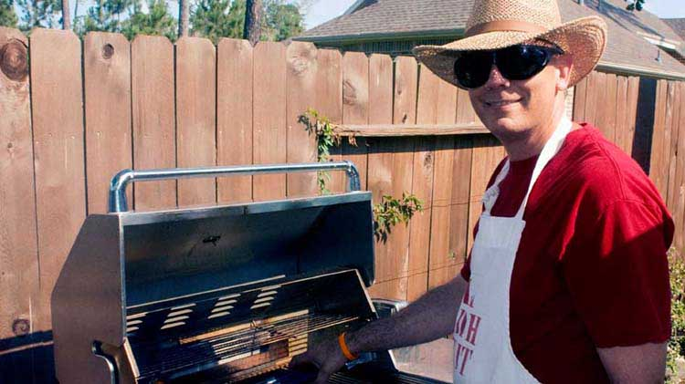 Charcoal and Gas Grilling Safety