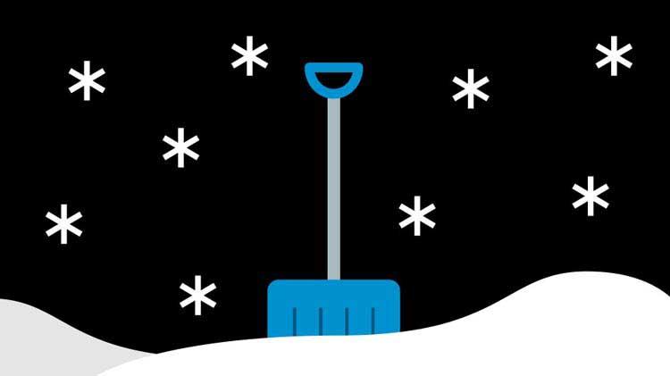 5 Snow Shoveling Tips