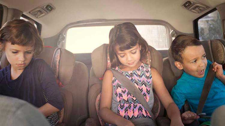 Protect Your Kids from Hot Cars
