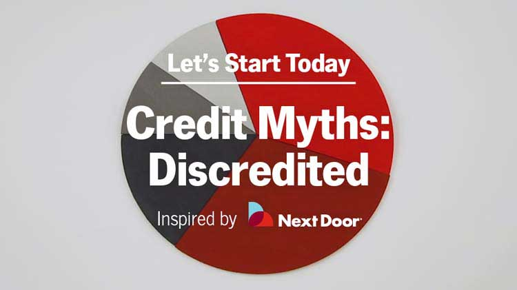 Credit Myths: Discredited