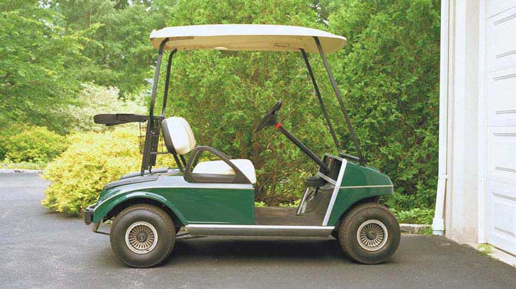 Golf Carts: Gas Versus Electric