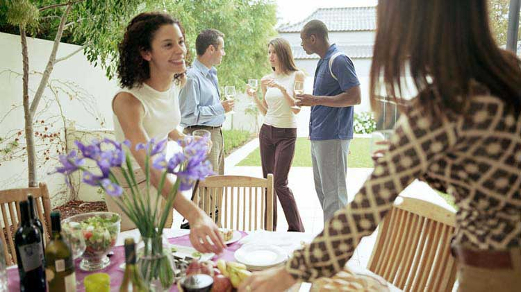 Insurance issues to consider when hosting a house party.