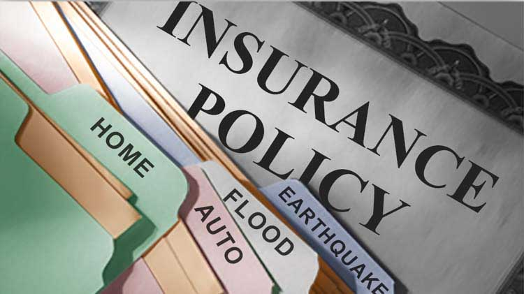 Personal property and casualty insurance