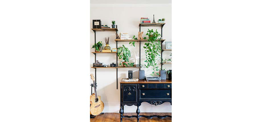 A Plant-Filled Apartment in a Former Mansion - State Farm®