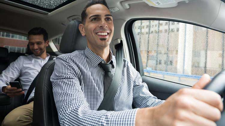 Benefits and safety tips for Uber and Lyft
