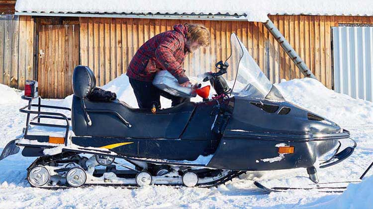 Snowmobile Storage Tips