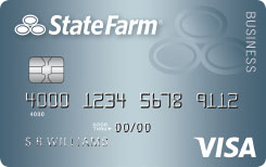 State Farm Business Visa selected