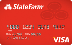 State Farm Student Visa selected