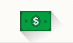 símbolo de dólar