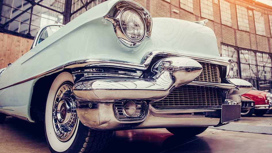 Lo que debes saber al comprar el carro clásico de tus sueños