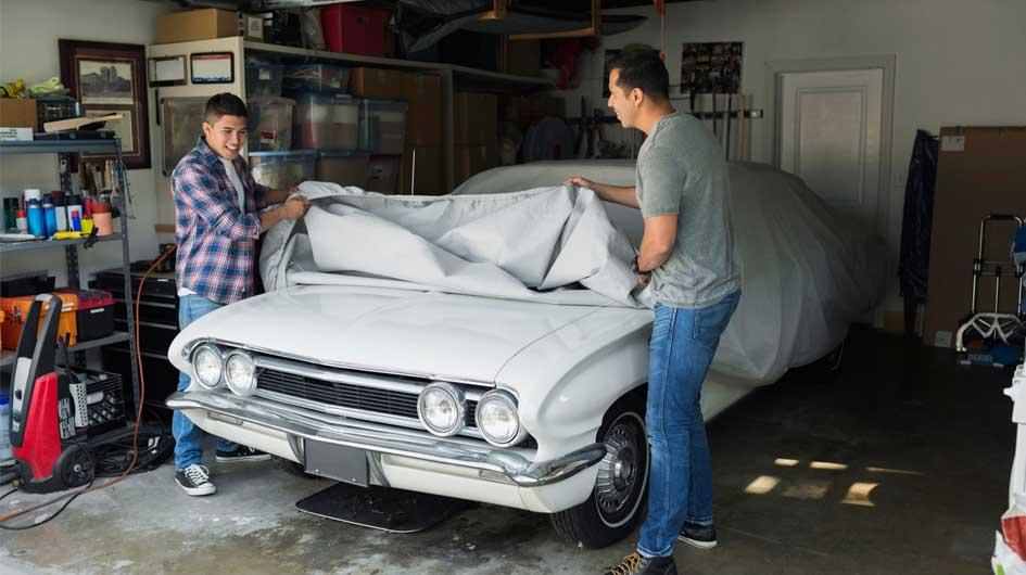 Cómo funciona el seguro de carros clásicos