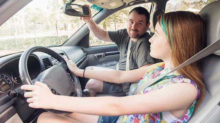 El abc de los conductores adolescentes: Un examen punto por punto de las destrezas esenciales necesarias para manejar