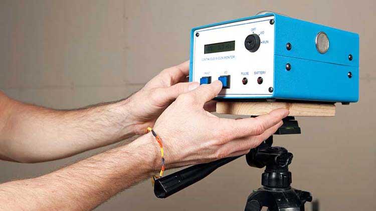 El radón es mortal e imperceptible sin las herramientas adecuadas