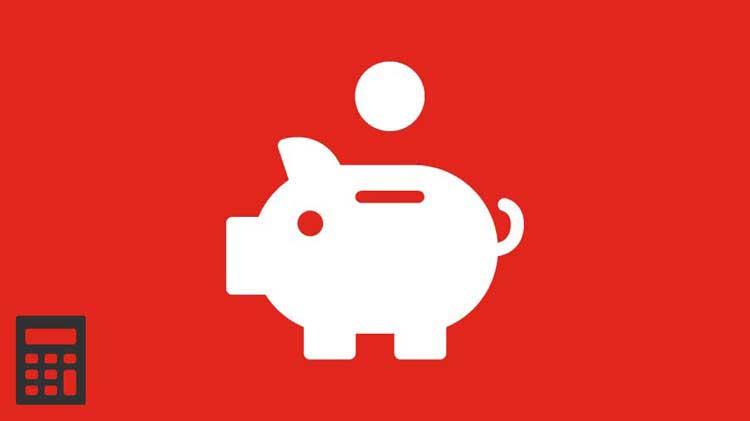 Calcula tu plan de ahorros para una compra grande