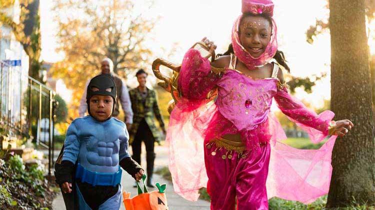 16 maneras de tener un Halloween más seguro