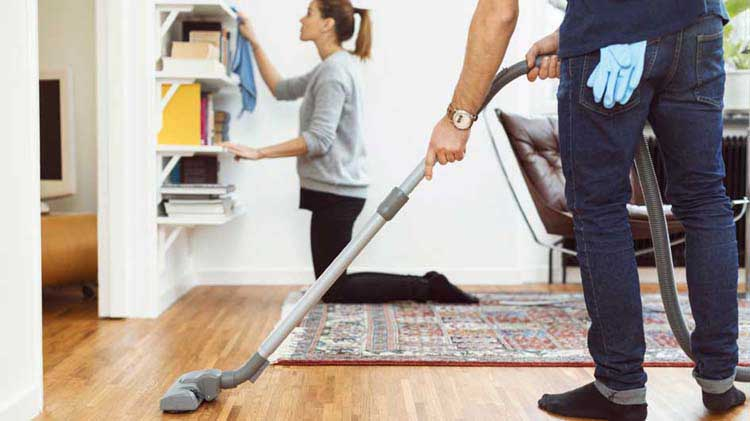 How to Get Rid of Dust in Your House