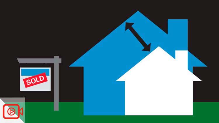 5 preguntas que debes hacerte si estás pensando comprar una casa más pequeña
