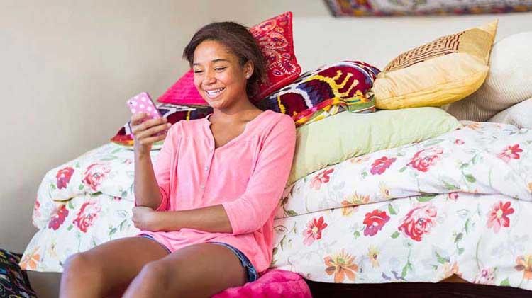Ideas simples para el dormitorio de un adolescente