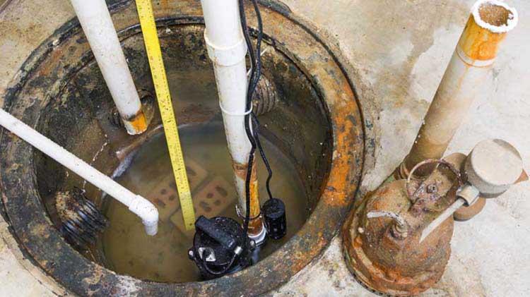 Reduce las pérdidas causadas por el alcantarillado o el drenaje en tu sótano