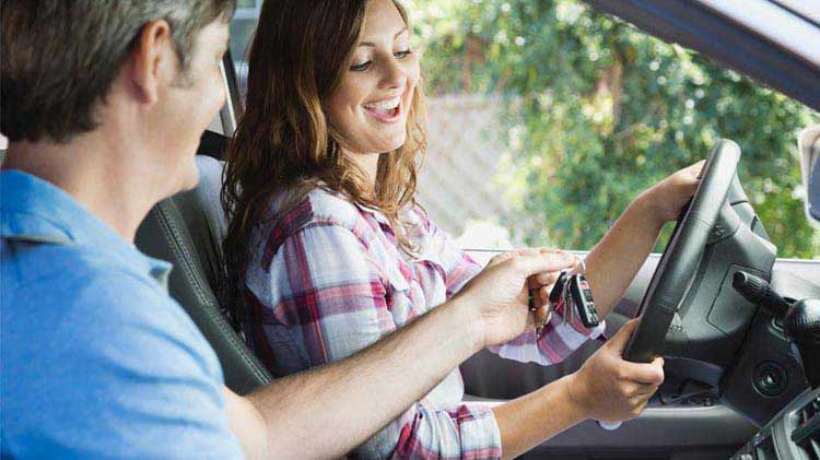 Have a Teen Driver? Here's How to Help