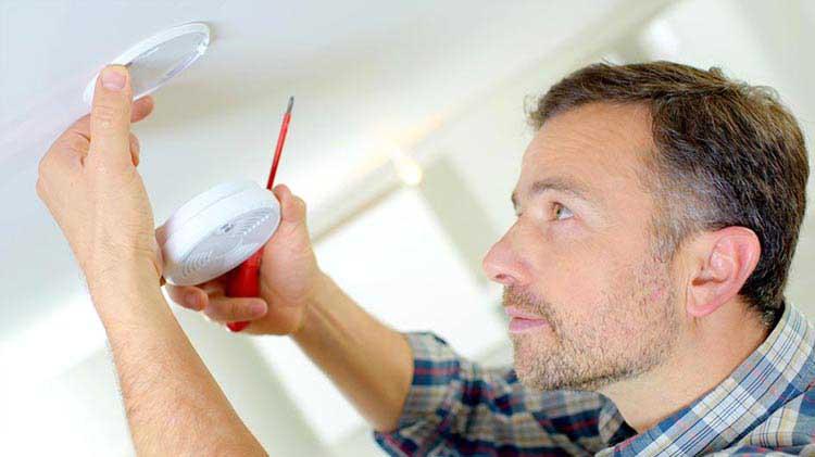 Precauciones de seguridad para incendios en la vivienda