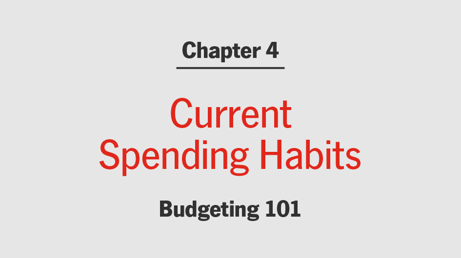 Budgeting Help for Spenders