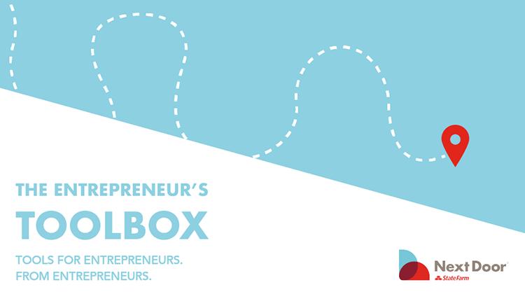 La caja de herramientas del emprendedor: Fundamenta los sueños empresariales en la realidad