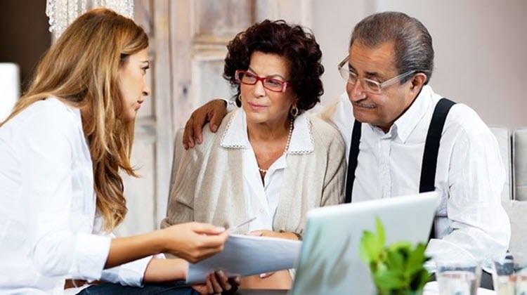 Couple seeking advice on health care and tax deductions