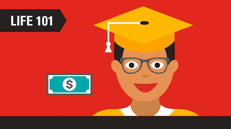 El ABC de la vida: Cómo pagar la universidad