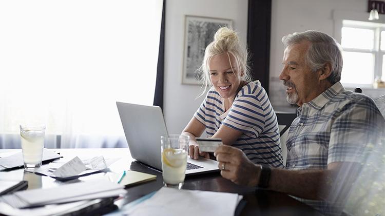 Seguridad, protección y prácticas recomendadas para el uso de servicios bancarios en línea.