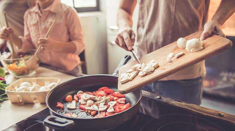 La seguridad en la cocina es lo primero