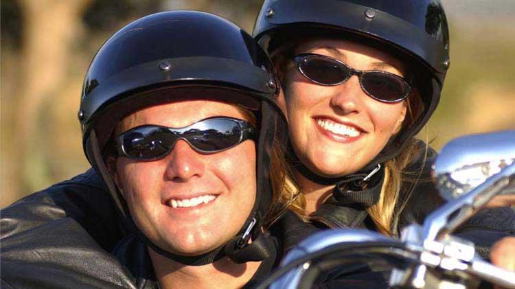 Consejos de seguridad en motocicleta: Viaje para dos