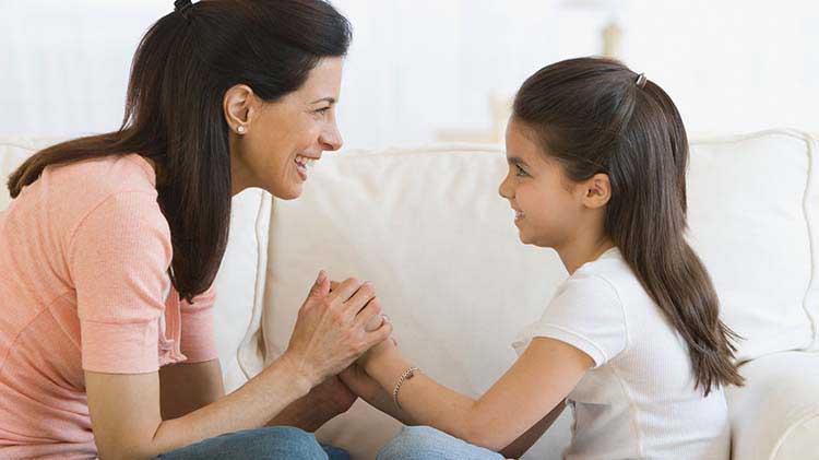Hablando con tus hijos acerca de seguridad en caso de incendio