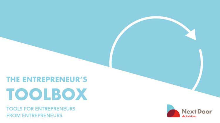 Caja de herramientas del emprendedor: Desarrolla un gran contenido para impulsar la acción del cliente