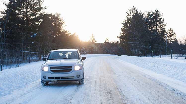 Cómo afecta al manejo el clima invernal