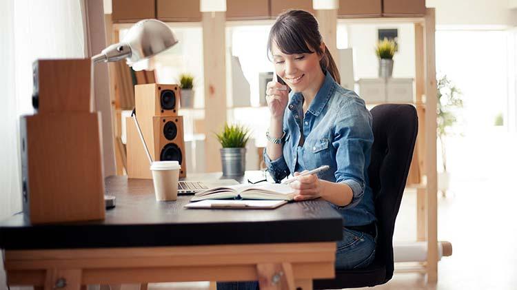 Lista de comprobación para trabajar desde casa para el trabajador a distancia